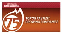 Top 75 Fastest Growing Companies